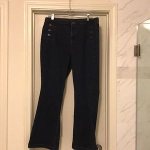 Venezia by Lane Bryant boot leg jeans sizes 20W